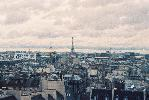Paris: Stadt (Skyline)